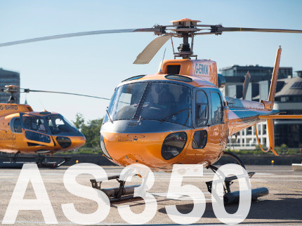 AS350 Helicopter